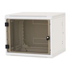 """19"""" настенный шкаф двухсекционный 12U (635x600x520)"""
