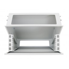 """19"""" шкаф для монтажа в подвесном потолке 4U (203x592x592)"""